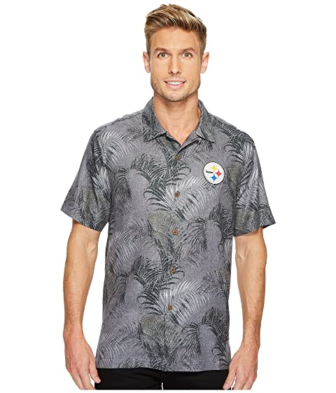 81d0d7338 Tommy Bahama Pittsburgh Steelers NFL Fez Rounds Shirt at 6pm