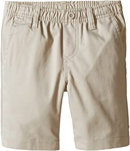 Pull-On Twill Shorts (Little Kids/Big Kids)