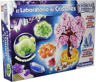 Ciencia y Juego - Laboratorio de Cristales, Juego Educativo (Clementoni 550838)