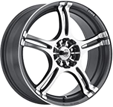 Konig Incident Graphite Machined Wheel (16x7