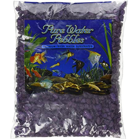 Worldwide Imports AWW70065 Color Gravel Heavenly Blue 5-Pound