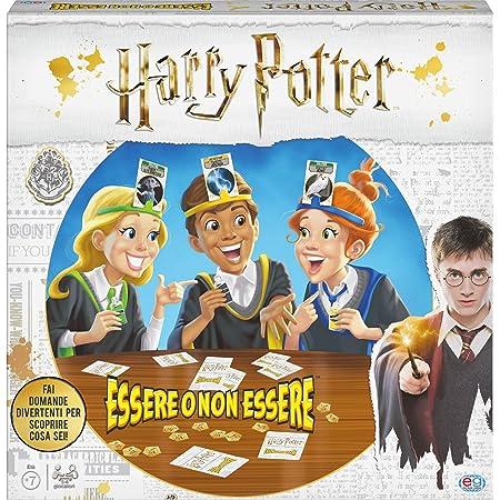 Essere O Non Essere Harry Potter, Gioco da Tavolo, per Famiglie e Bambini dai 6 Anni in Su, 6059526