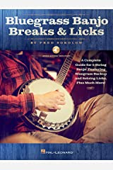 Bluegrass Banjo Breaks & Licks Kindle Edition