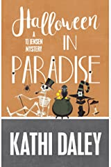 Halloween in Paradise (A Tj Jensen Mystery Book 6) Kindle Edition