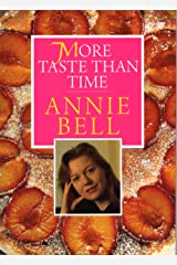More Taste Than Time Kindle Edition