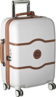 Chatelet Hard+ Hardside Carry-on Spinner Suitcase,...