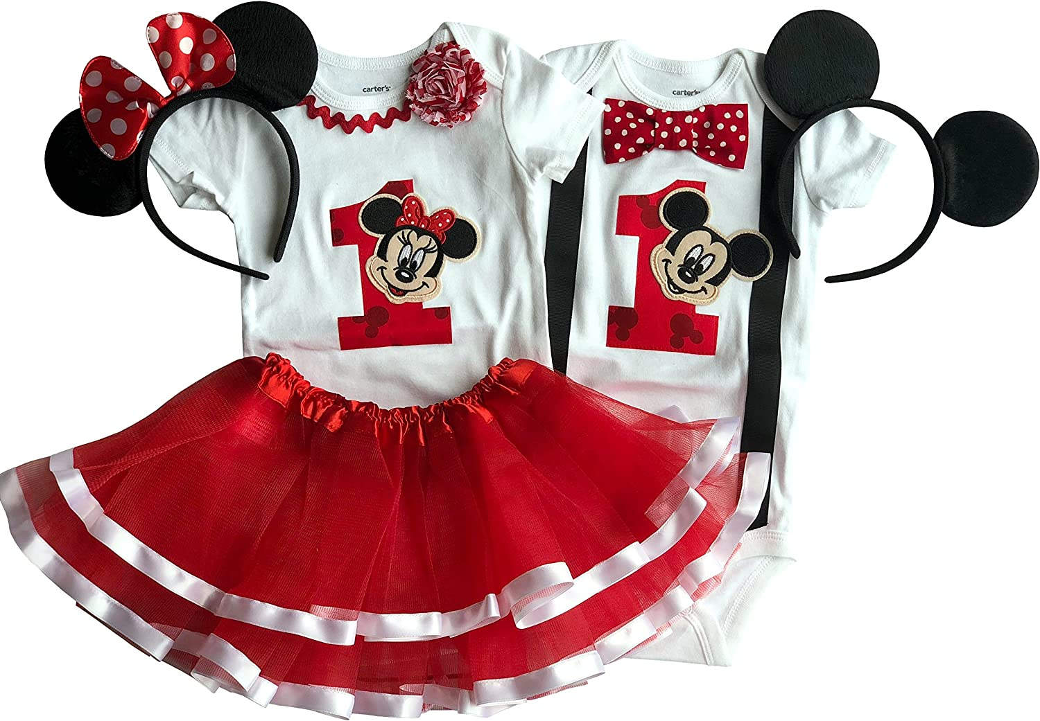 Perfect Max 60% Max 42% OFF OFF Pairz Boy Girl Twin Outfits Birthday Clot Baby Twins 1st