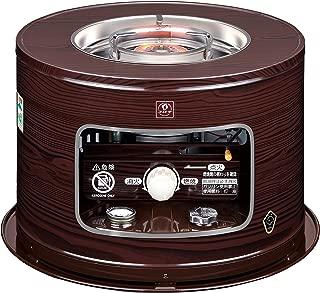 Corona(コロナ) 石油こんろ サロンヒーター 煮炊き用 対震自動消火装置付き KT-1619(M)