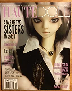 haute doll magazine