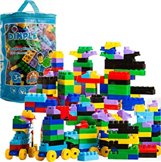 Dimple Large Blocks for Toddlers/Kids (300-Piece Set)...