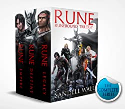 The Complete Runebound Trilogy