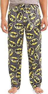 DC Comics Batman Logo Men's Graphic Lounge Pants