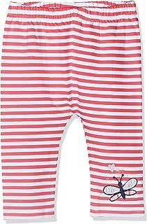 DEMU 2er Baby Junge Mädchen Shorts Bermuda Lose Kurze Hose