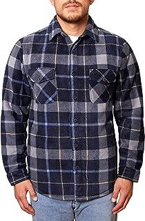 Freedom Foundry Fleece Super Plush Shirt Jacket