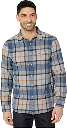 Mid Grey Speed Wagon Plaid
