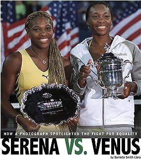 Serena vs. Venus (Captured History Sports)