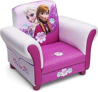 Delta Children Disney Frozen Kids Upholstered Chairs, Piece of 1