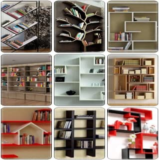 Modern Bookshelf Decorating Ideas