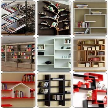 Modern Bookshelf Decorating Ideas