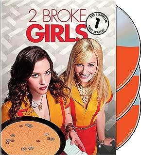 2 Broke Girls: S1 (DVD)