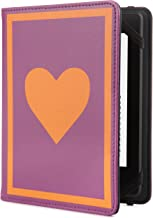 Jonathan Adler Peace/Love Cover - Purple/Orange (Fits Kindle Paperwhite, Kindle & Kindle Touch)
