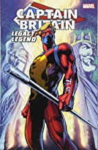 Captain Britain: Legacy of a Legend