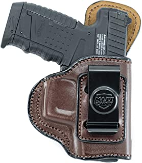 Maxx Carry Inside The Waistband Leather Holster Fits SIG P365 XL. IWB Holster.
