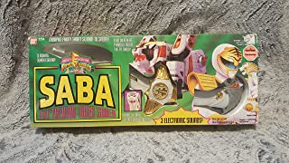 Power Rangers Saba The Talking Tiger Sword