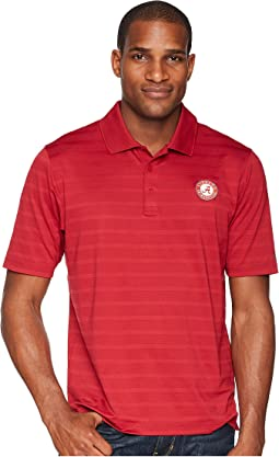 Alabama Crimson Tide Textured Solid Polo