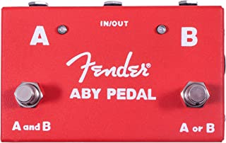 Fender Electric Guitar Amplifier Footswitch