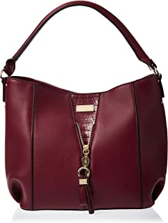 U.S. POLO ASSN. Womens Zip Out Hobo Bag