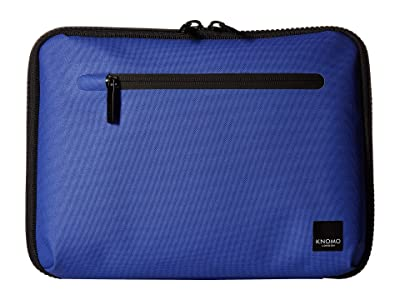 KNOMO London 10.5 Thames Collection Knomad Tech Organizer (Azure Blue) Bags