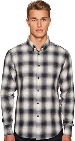 Naked & Famous - Ombre Flannel Shirt