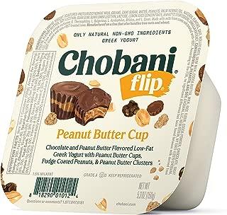 Chobani Flip Low-fat Greek Yogurt, Peanut Butter Cup 5.3oz