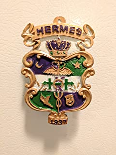 krewe of hermes throws