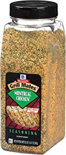 McCormick Grill Mates Montreal Chicken Seasoning, 23 Ounce (Pack of 1)