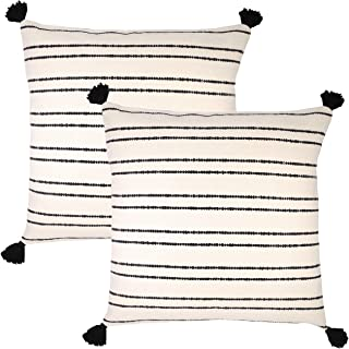 modern throw pillow set