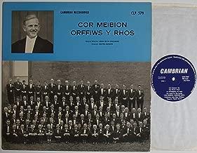 John Glyn Williams - Cor Meibion Orffiws Y Rhos - 12