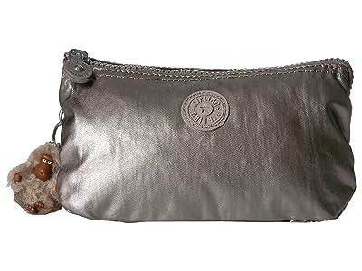 Kipling Creativity Large (Metallic Pewter) Bags
