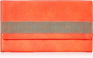 Baggit Women's Wallet (Orange)