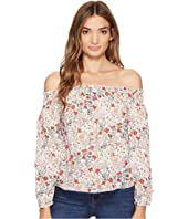 Brigitte Bailey - Karlee Off the Shoulder Floral Top