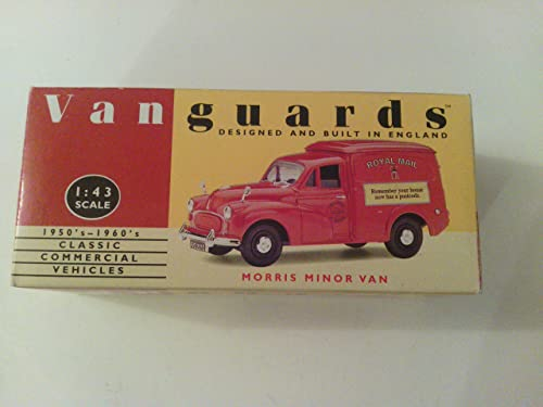 Vanguards 1 43 Scale VA11006 - Morris Minor Van - Royal Mail