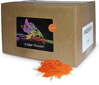 Best orange color powder Reviews