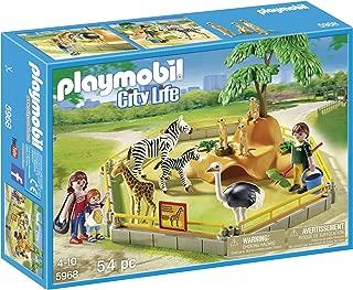 PLAYMOBIL Wild Animal Enclosure