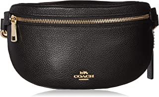 coach waist belt bag