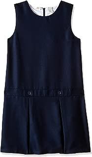 Girls' Uniform Pleated Jumper