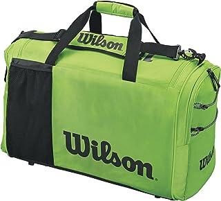 Jusqu/à 6 raquettes Rak Pak Utilisable comme sac /à dos Sac de padel Wilson Rouge//Noir Unisexe WRZ618100