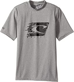O'Neill Kids 24-7 Hybrid Short Sleeve Tee (Little Kids/Big Kids)