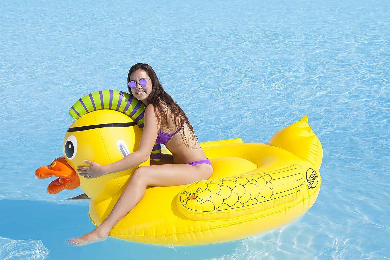 SPORTSSTUFF Punk Pirate Duck Float