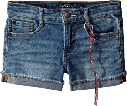 Lucky Brand Kids - Riley Denim Shorts in Christie Wash (Little Kids)
